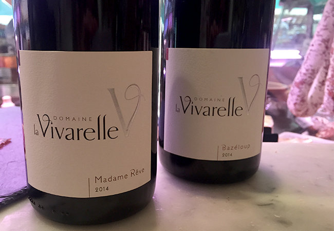 Bienvenue au Domaine La Vivarelle